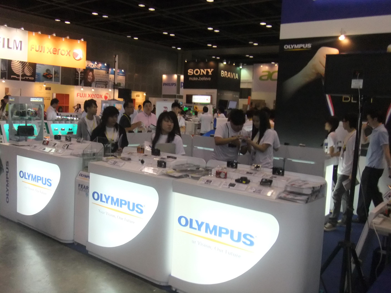 Expo Olympus