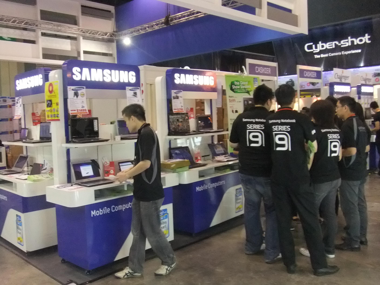 Expo Samsung